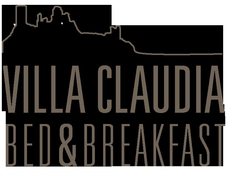 Logo Villa Claudia Scuro